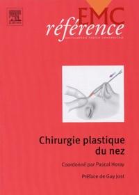 Pascal Horay - Chirurgie plastique du nez.