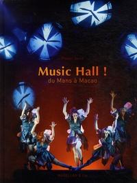 Pascal Jacob - Music hall ! - De Mans à Macao.