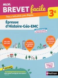 Pascal Jézéquel - Epreuve d'Histoire-Géographie-EMC 3e.