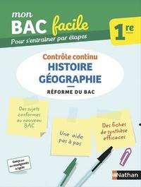Pascal Jézéquel - Histoire Géographie 1re.