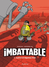 Imbattable Tome 1 - Pascal Jousselin |