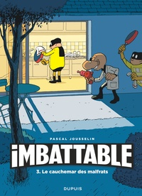 Pascal Jousselin - Imbattable Tome 3 : .