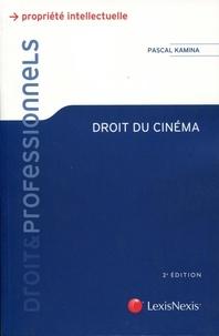 Pascal Kamina - Droit du cinéma.