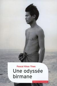 Sennaestube.ch Une odyssée birmane Image