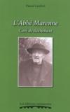 Pascal Lambot - L'Abbé Marenne, curé de Rochehaut.