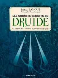 Pascal Lamour - Les carnets secrets du druide.