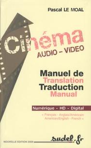 Accentsonline.fr Cinéma Audio Vidéo Manuel de traduction lexical et thématique - Numérique HD Digital Français- Anglais- Américain Image