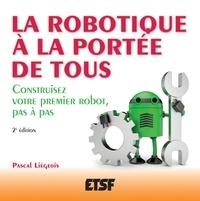 La robotique à la portee de tous - Construisez votre premier robot, pas à pas.pdf