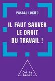 Pascal Lokiec - Il faut sauver le droit du travail !.