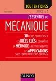 Pascal Lussiez - Mécanique - Licence 1 / 2 - L'essentiel.