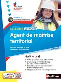 Concours agent de maîtrise territorial - Catégorie C, externe, interne, 3e voie et examens professionnels.pdf