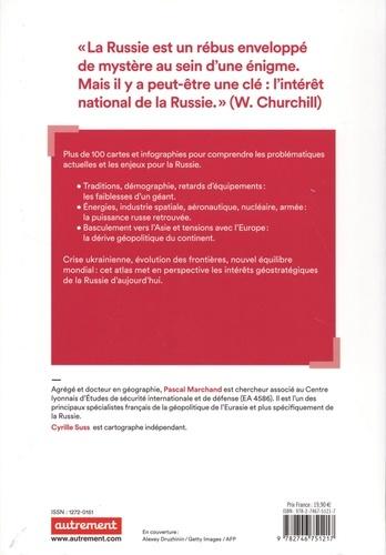 Atlas géopolitique de la Russie 4e édition
