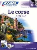 Pascal Marchetti - Le corse B2 Débutants & faux-débutants - SuperPack avec 1 livre, 1 clé USB. 3 CD audio