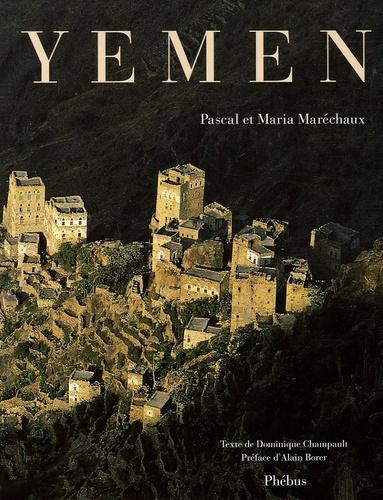Pascal Maréchaux et Maria Maréchaux - Yémen.