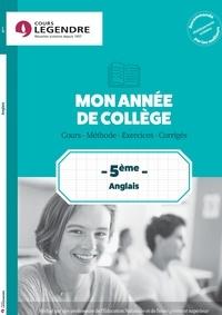 Pascal Martin - Anglais 5e - Cours, méthode, exercices, corrigés.