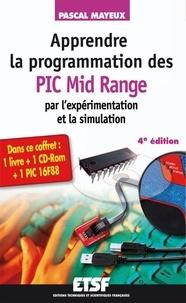 Pascal Mayeux - Apprendre la programmation des PIC Mid Range par l'expérimentation et la simulation. 1 Cédérom