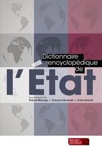 Pascal Mbongo et François Hervouët - Dictionnaire encyclopédique de l'Etat.