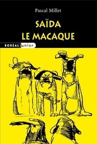 Pascal Millet - Les nuits de Blues Tome 2 : Saïda la macaque.
