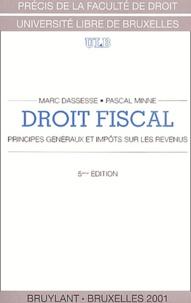 Pascal Minne et Marc Dassesse - .