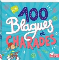 Pascal Naud et Virgile Turier - 100 Blagues et charades.