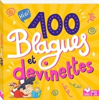 Pascal Naud et Virgile Turier - 100 blagues et devinettes.