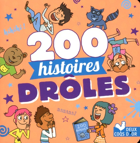 200 histoires drôles
