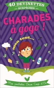 Pascal Naud - Charades à gogo - Mes pochettes Deux Coqs d'Or.