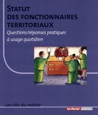 Alixetmika.fr Statut des fonctionnaires territoriaux - Questions/réponses pratiques à usage quotidien Image