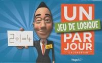 Pascal Naud - Un jeu de logique par jour - Calendrier.