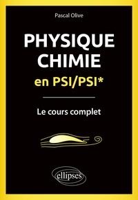 Histoiresdenlire.be Physique-Chimie en PSI/PSI* - Le cours complet Image