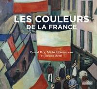 Pascal Ory et Michel Pastoureau - Les couleurs de la France.