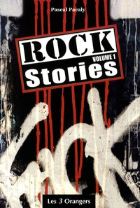 Pascal Pacaly - Rock Stories - Volume 1.