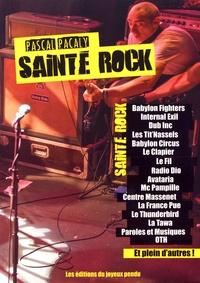 Pascal Pacaly - Sainté Rock.