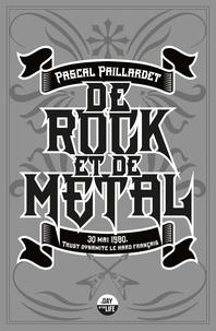 Pascal Paillardet - De rock et de metal.