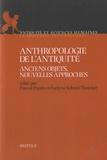 Pascal Payen - Anthropologie de l'antiquité.