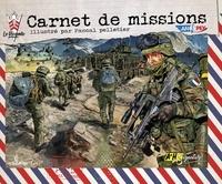 Pascal Pelletier - Carnet de missions - 2021.