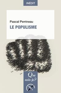 Pascal Perrineau - Le populisme.