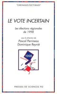 Pascal Perrineau et Dominique Reynié - .