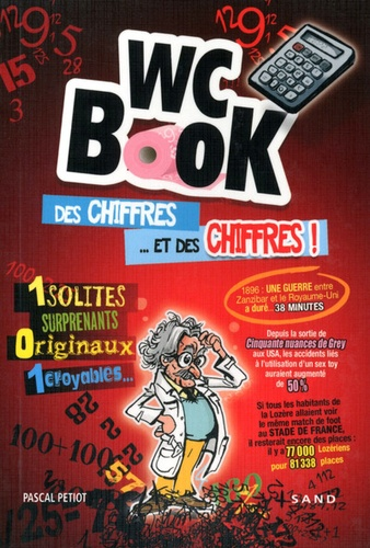 Pascal Petiot - WC Book chiffres.