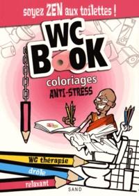 Pascal Petiot - WC book - Coloriages anti-stress.
