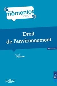 Pascal Planchet - Droit de l'environnement.