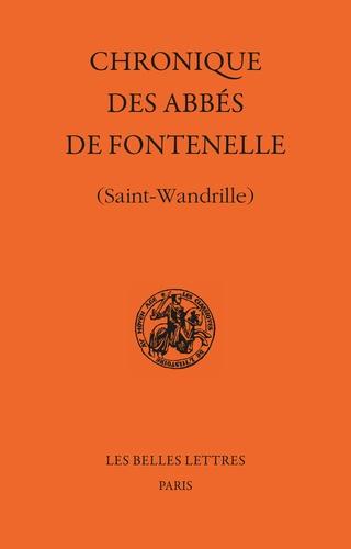 Pascal Pradié - Chronique des abbés de Fontenelle - Saint-Wandrille.