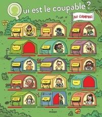 Pascal Prévot et Loïc Méhée - Qui est le coupable ? Au camping.