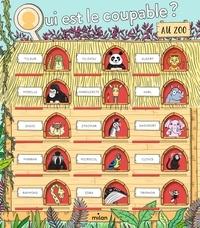 Pascal Prévot et Camille Roy - Qui est le coupable ? Au zoo.