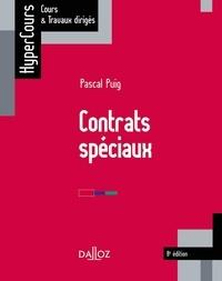 Contrats spéciaux - Pascal Puig pdf epub