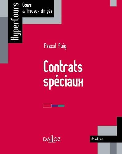 Pascal Puig - Contrats spéciaux.