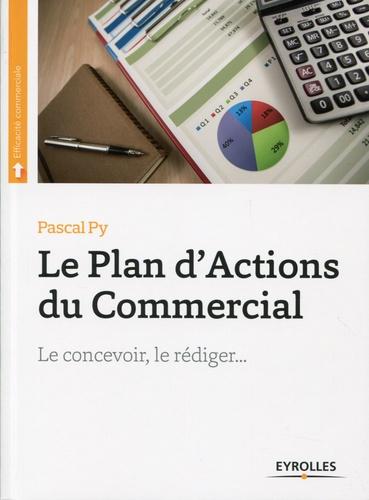 Le plan d'actions du commercial