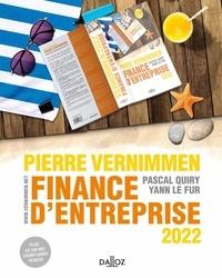 Pascal Quiry et Yann Le Fur - Finance d'entreprise.
