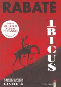 Pascal Rabaté - Ibicus - Tome 02.