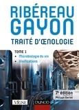 Pascal Ribéreau-Gayon et Denis Dubourdieu - Traité d'oenologie - Tome 1, Microbiologie du vin, vinifications.